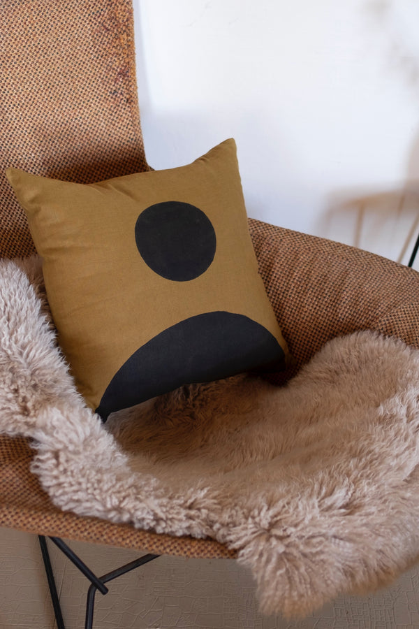 Rising Moon 2 Pillow