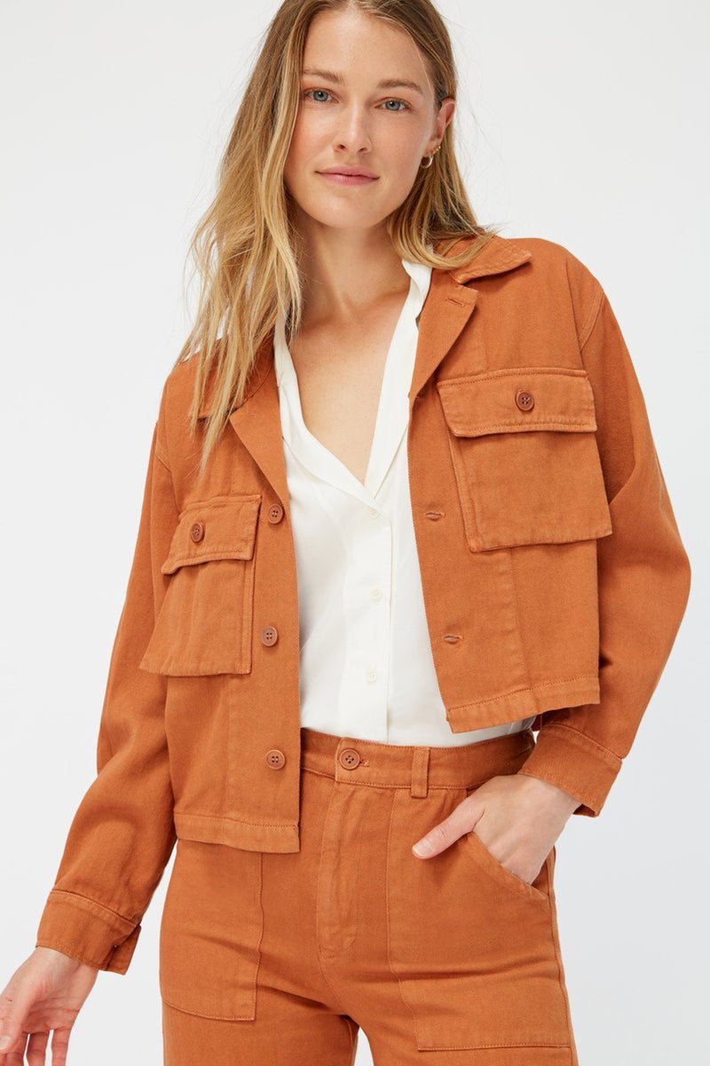 Almond Hazel Jacket
