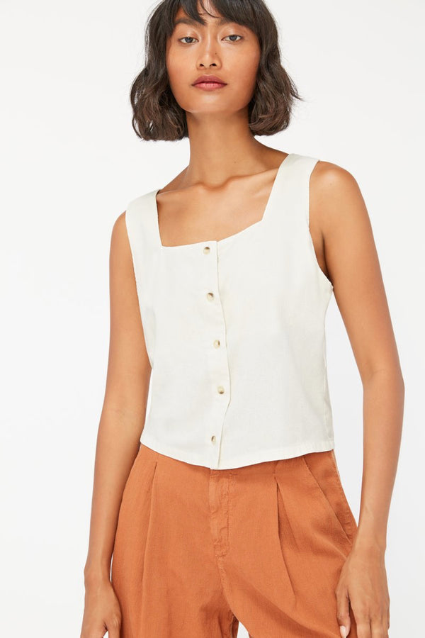 Natural Linnie Top