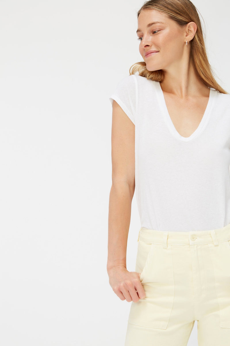 White Wash Pacific Tee