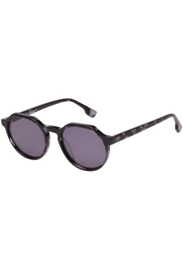 Charcoal Agate Bang Sunglasses