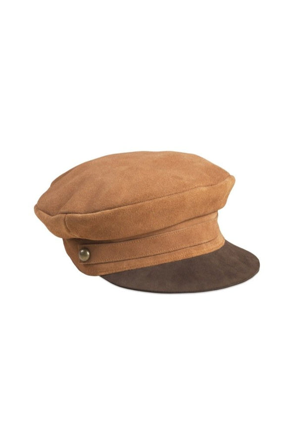 Brown Lola Cap