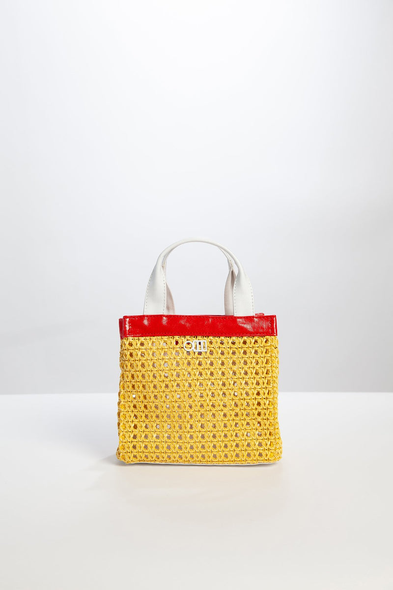 Yellow Louisa Bag