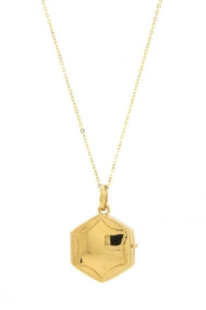 Gold Louise Locket
