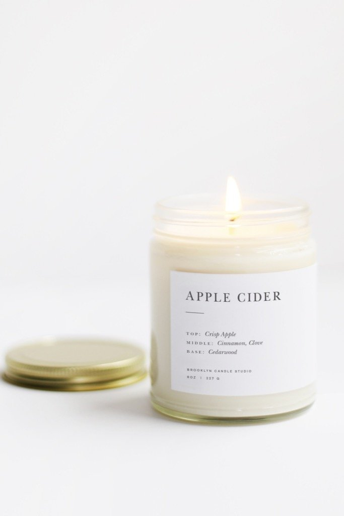 Apple Cider Candle