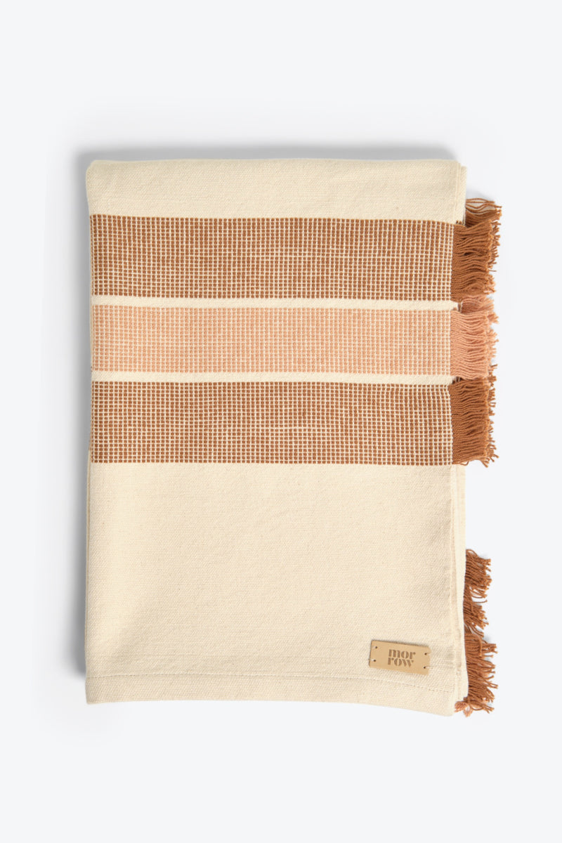 Solana Throw Blanket