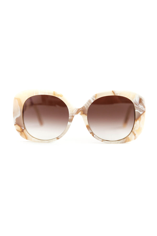 Marble Rendezvous Sunglasses