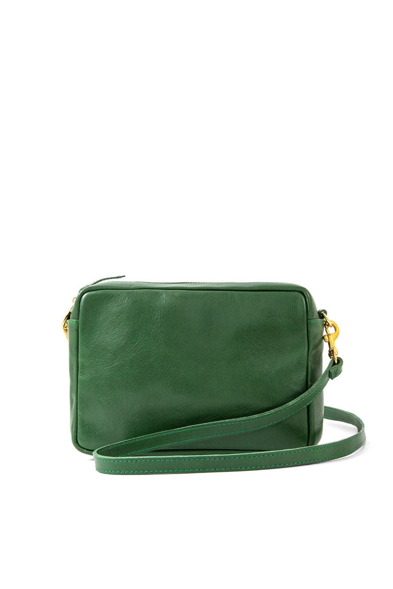 Rustic Evergreen Midi Sac