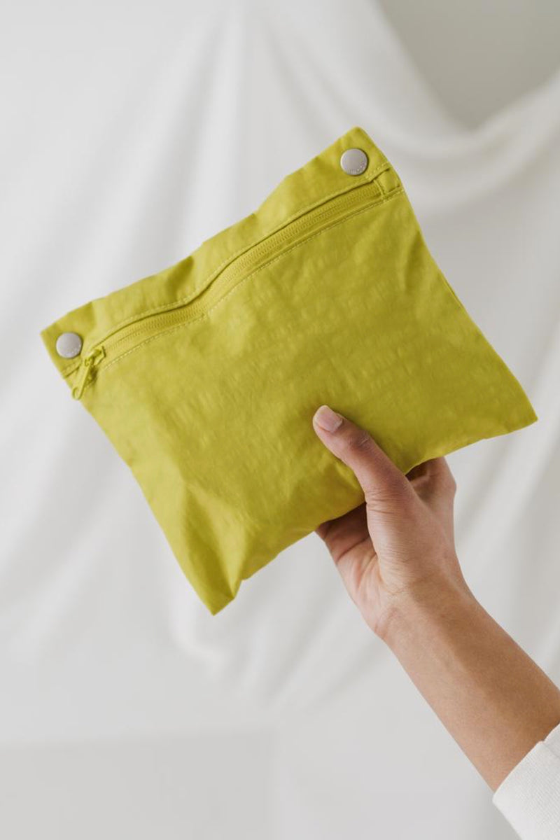 Chartreuse Mini Cloud Bag