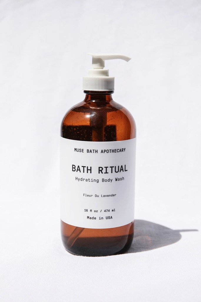 Lavender Bath Ritual Body Wash