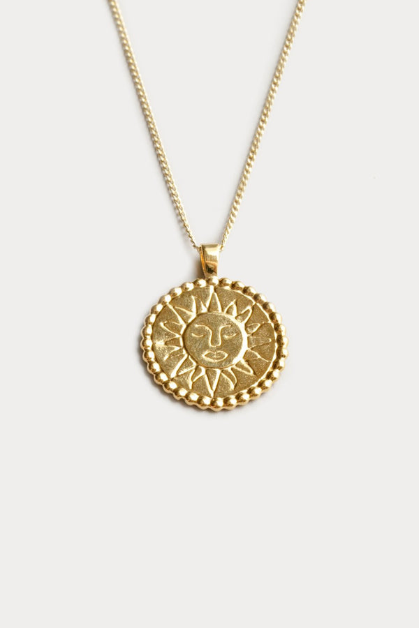 Gold Lumen Necklace