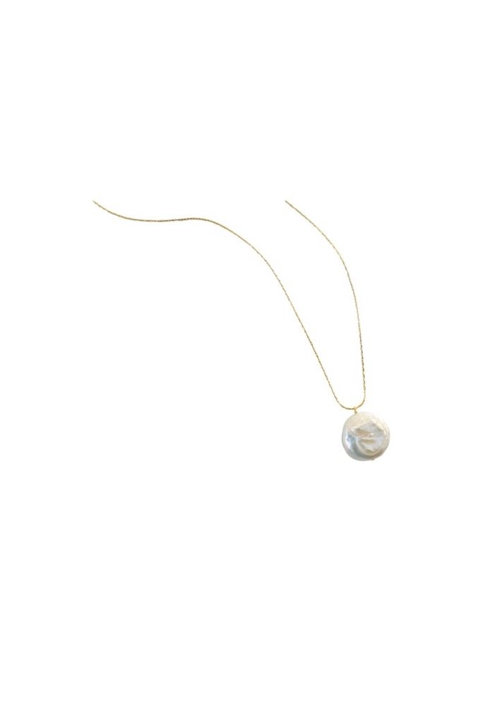 Pearl Monaco Necklace