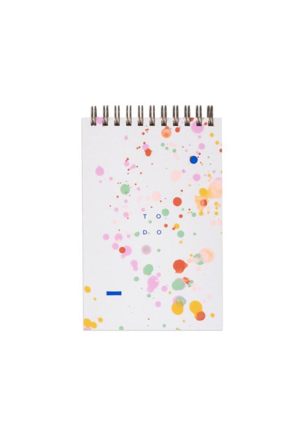 Rainbow Daily Jotter