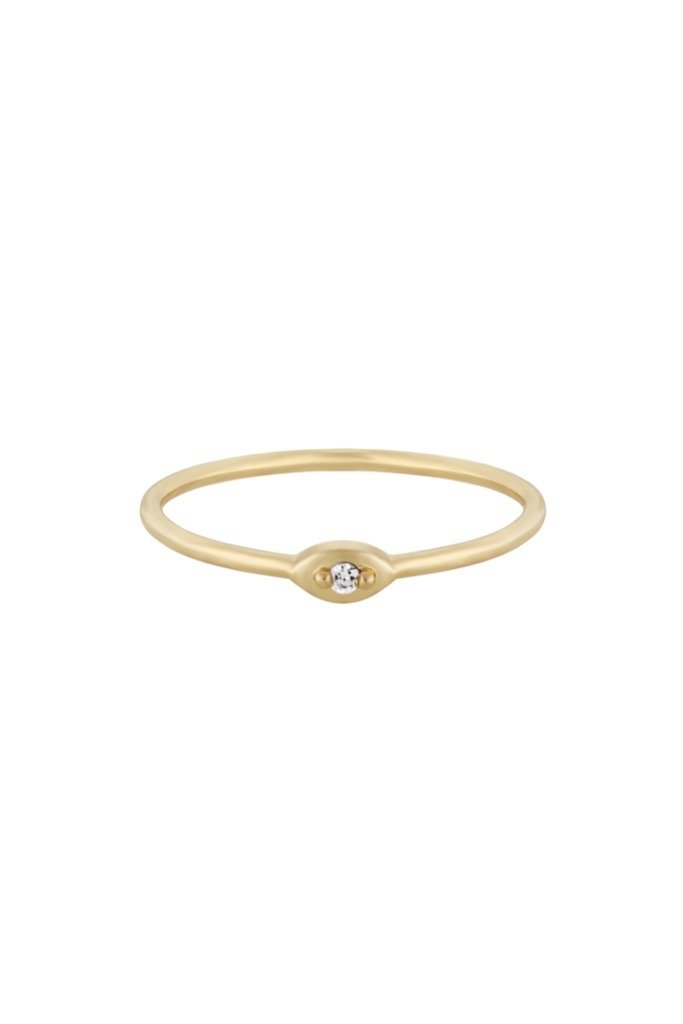 Gold Natasha Ring