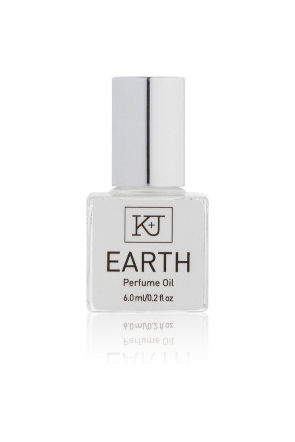 Earth Perfume Oil