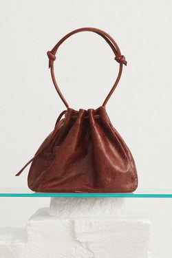 Dark Brown Calcuta Purse