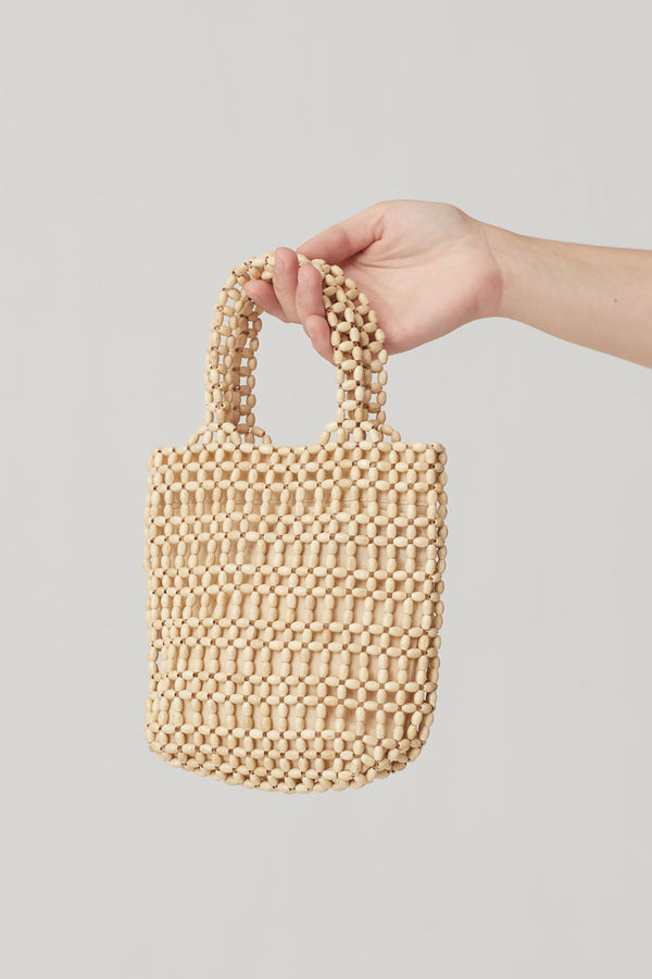 Ecru Peque Bag