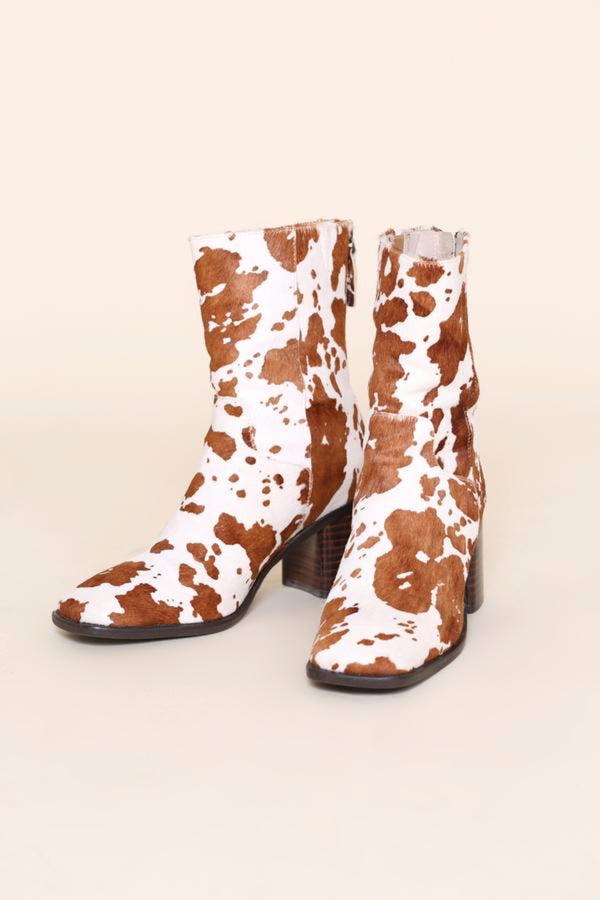 Moo Brown PG Boot