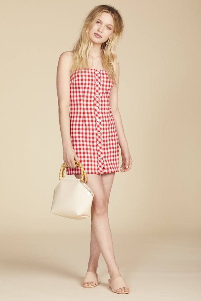 Cherry Lolita Mini Dress
