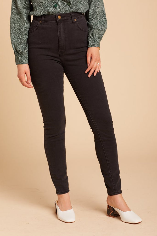 Black Amphlett Eastcoast Ankle Skinny