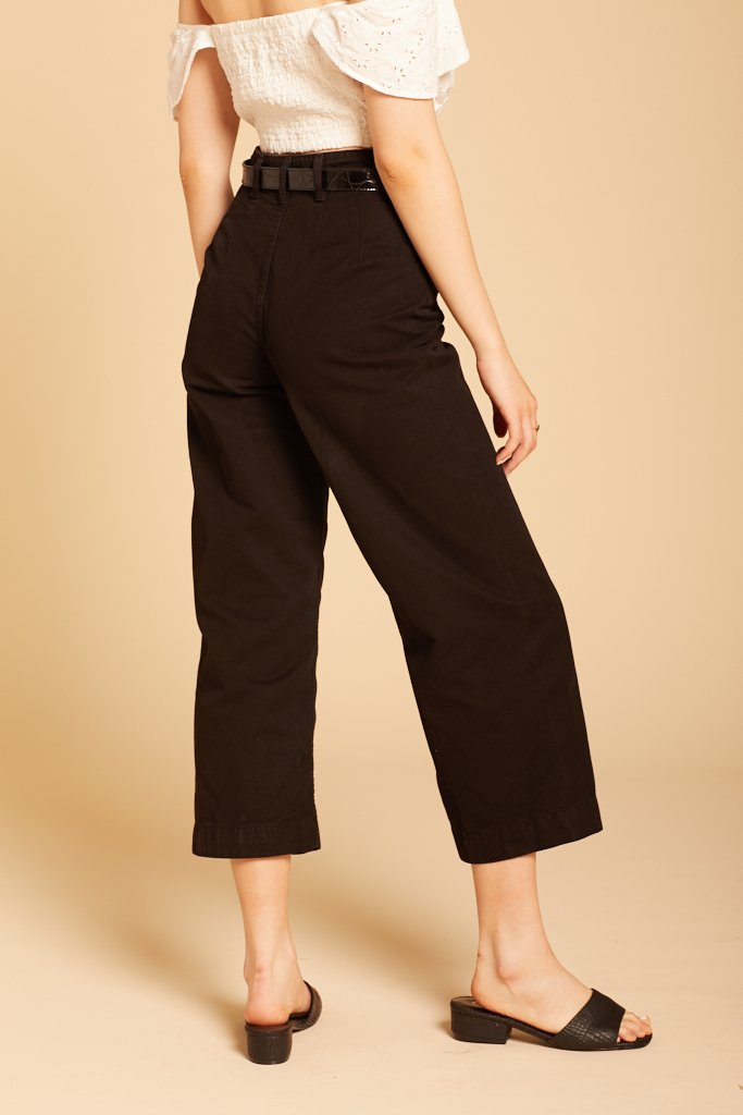 Black Patti Pant