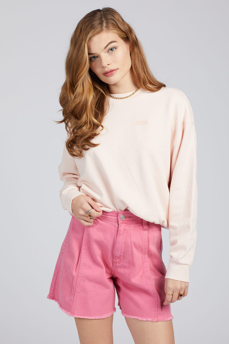 Blush Diana Sweatshirt