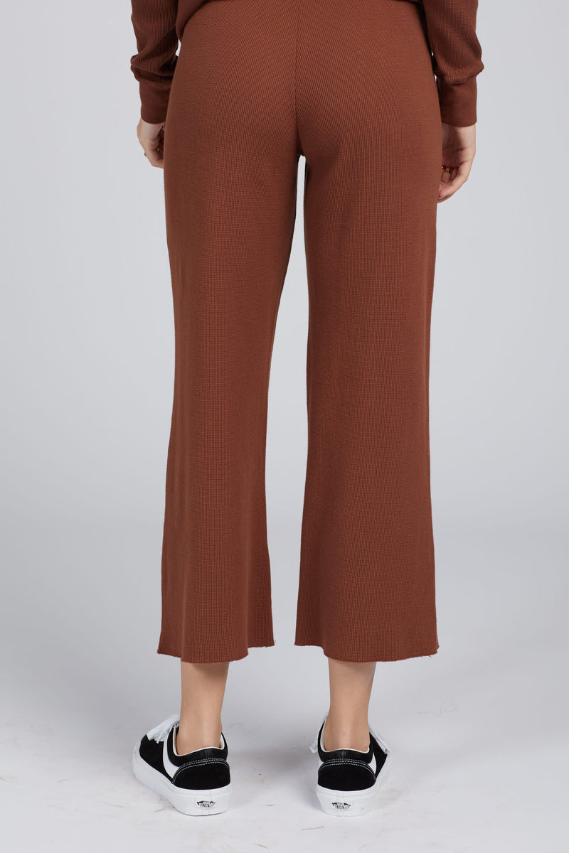 Tobacco Ali Thermal Pants