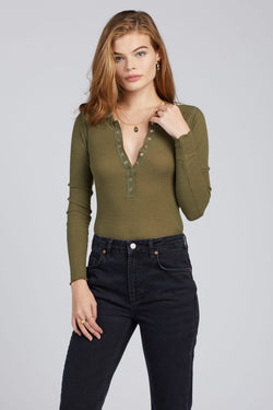 Army One Of The Girls Henley