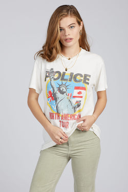 Police North American Tour Tee