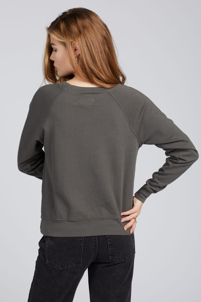 Charcoal Take A Break Pullover