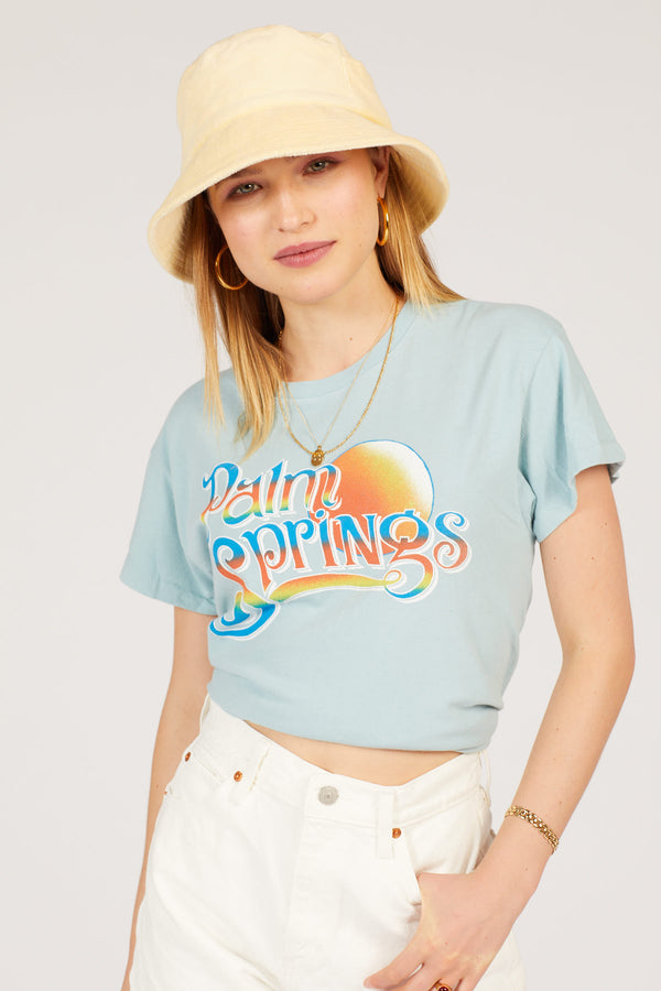Maliblue Palm Springs Tour Tee