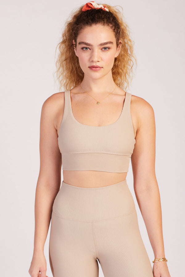 Tan Leah Top