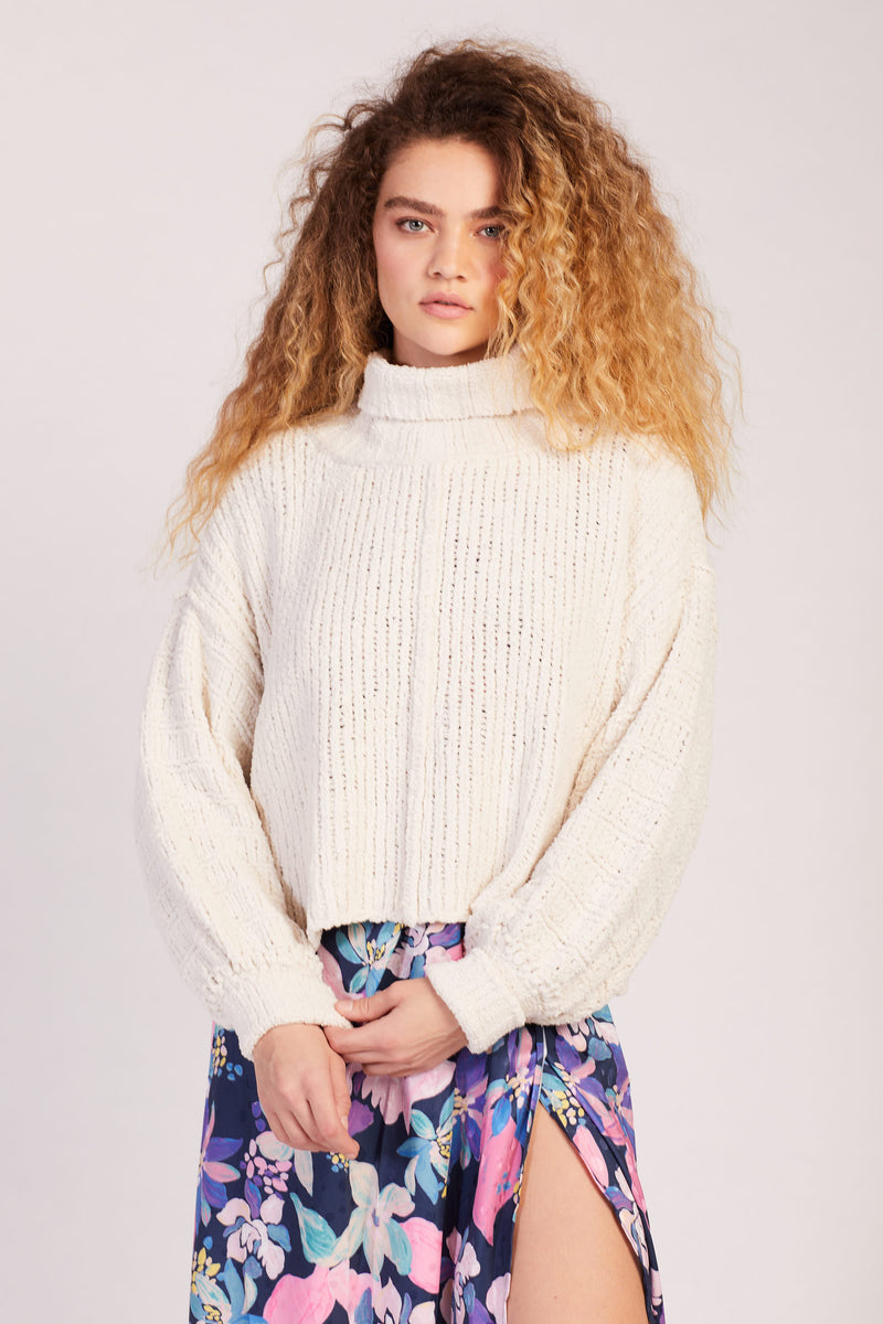 Vanilla Bean Be Yours Pullover