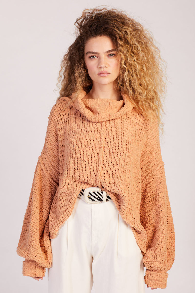 Camel Be Yours Pullover