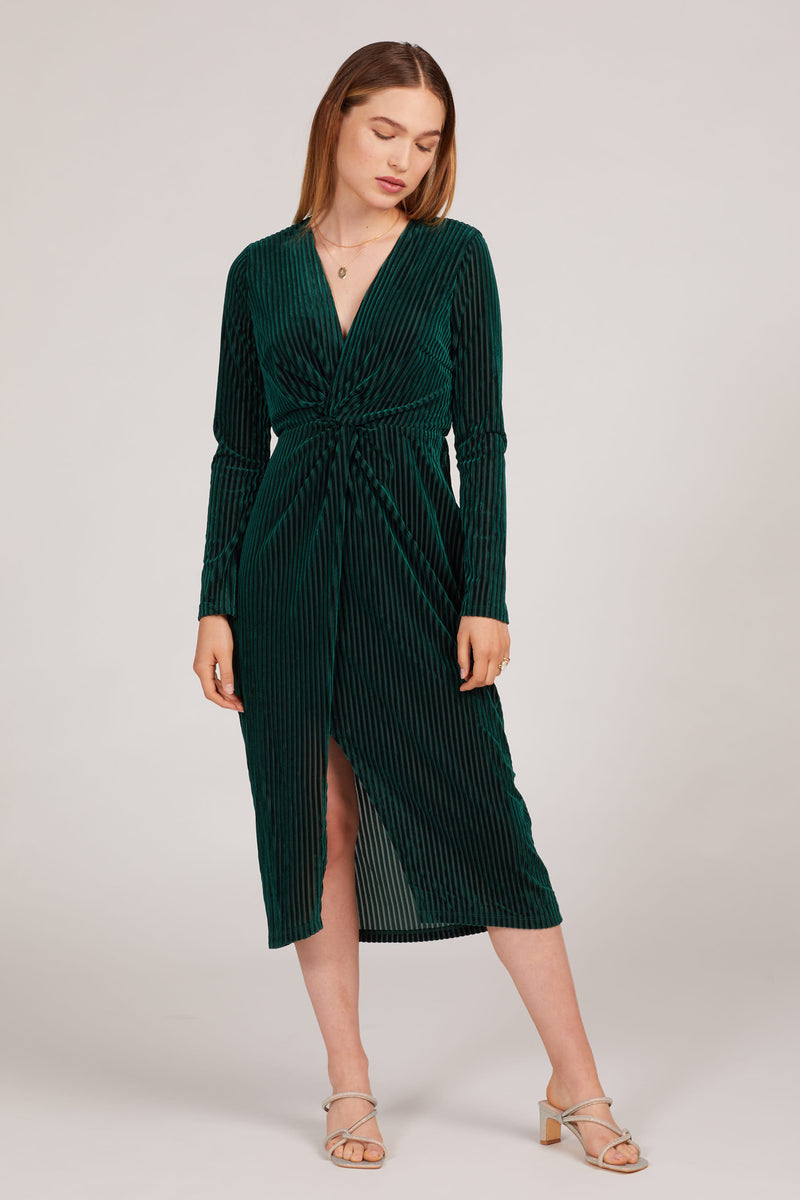 Velvet Hunter Dress