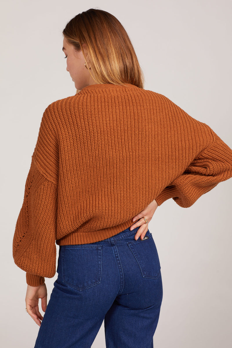 Sahara All Day Long Sweater