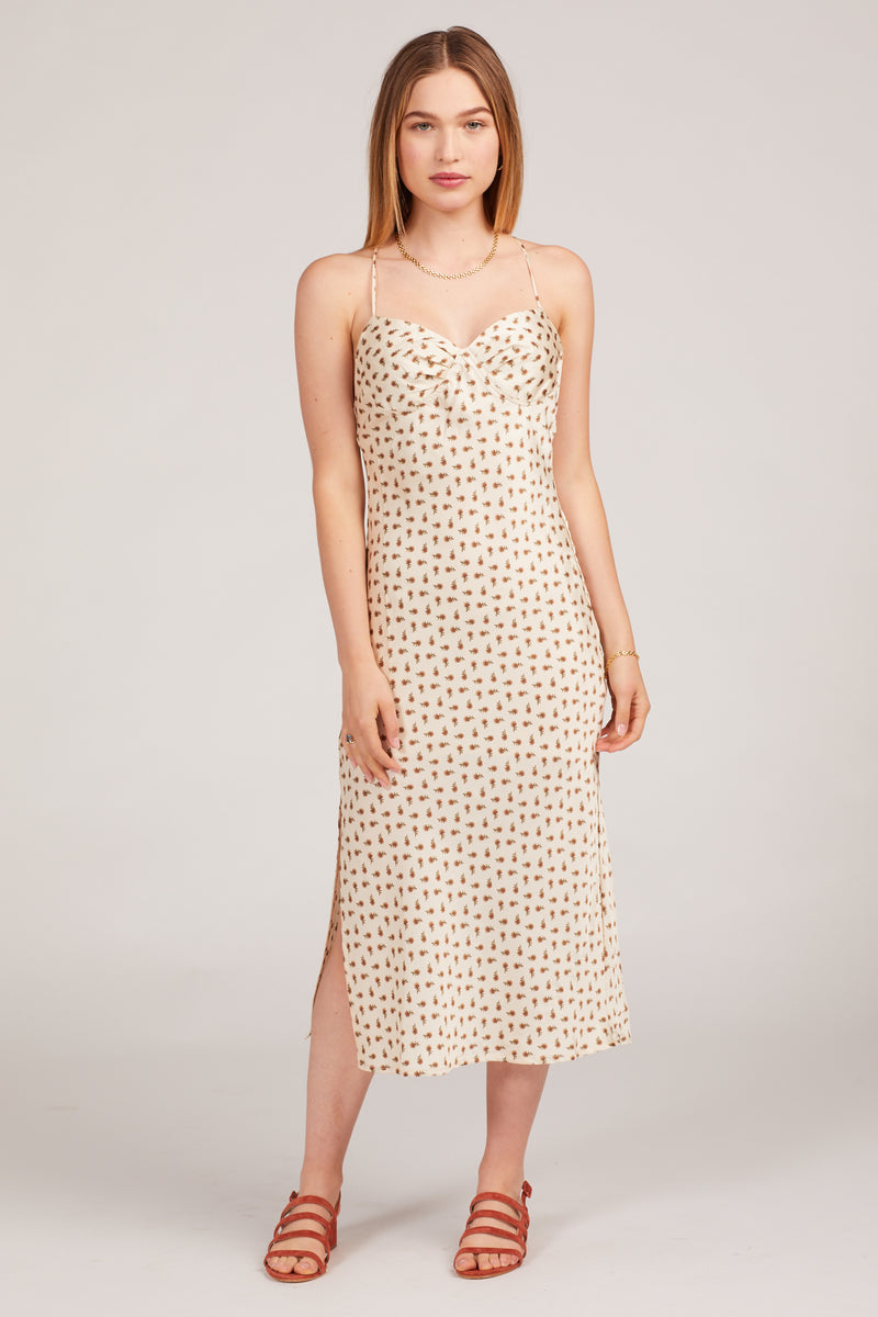 Ivory Meadow Dress