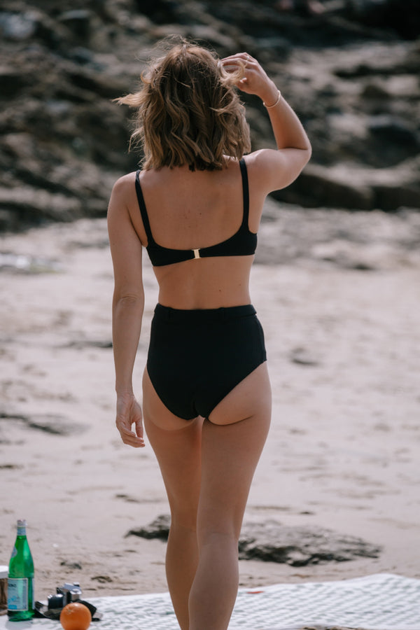 Black Rib Ravyn Bottoms