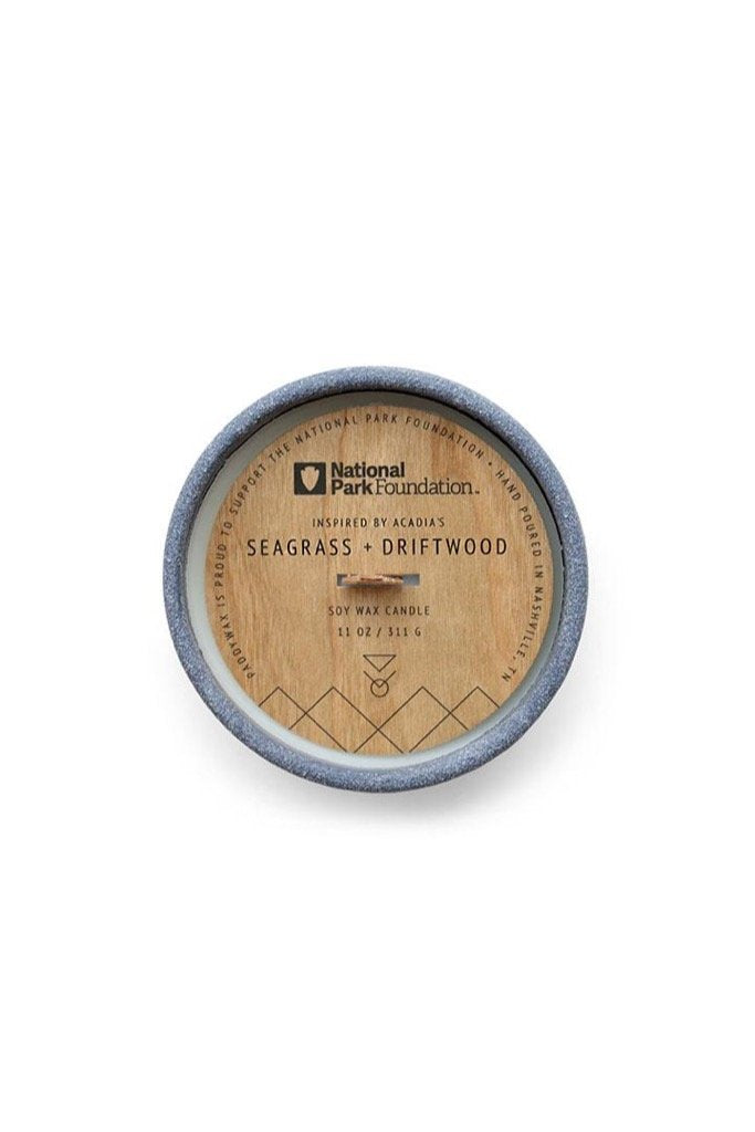 Seagrass + Driftwood Parks Candle