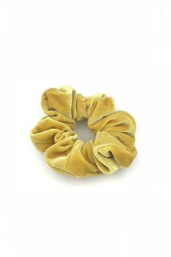 Yellow Samantha Scrunchie