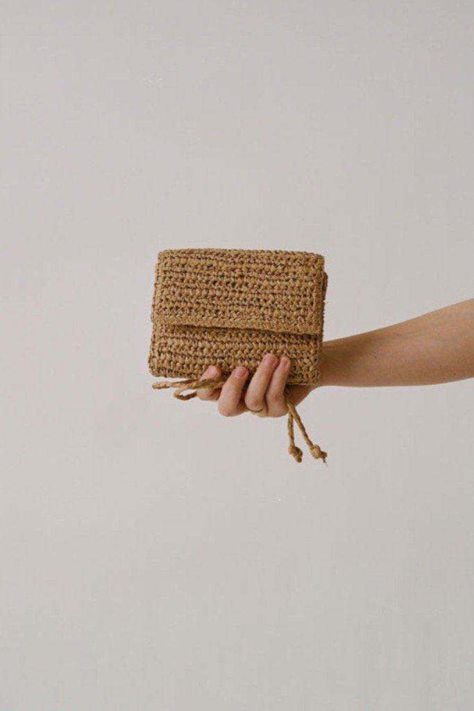 Natural Altalena Belt Bag