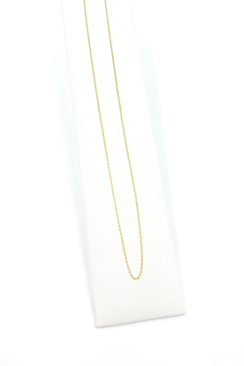 Gold Second Skin Necklace