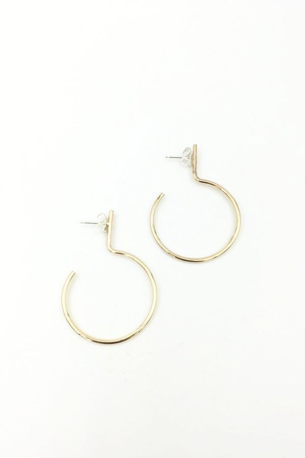 Gold Heavy Duty Hoops