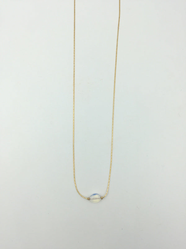 Opalite Itty Bitty Necklace