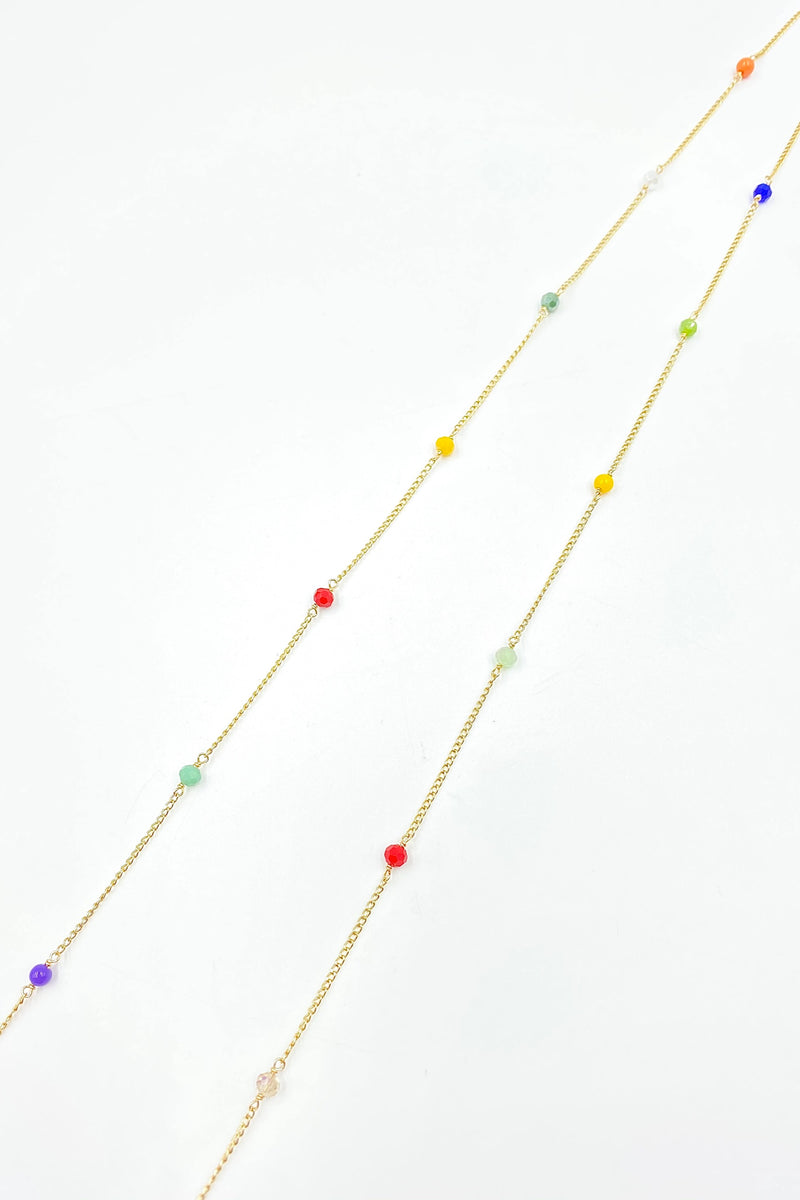 Rainbow Lola Sunglass Chain