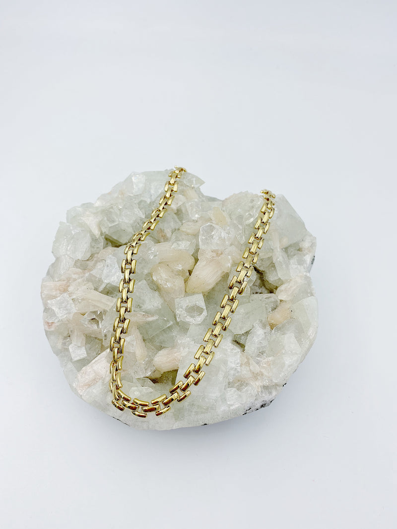Gold Joanne Chain Necklace