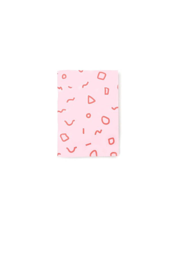 Pink Wilder Thoughts Notebook