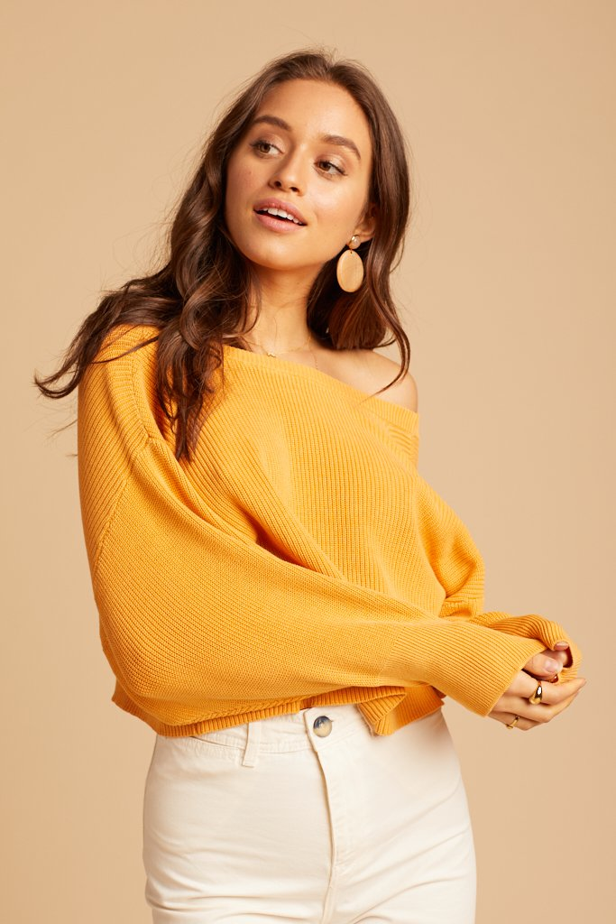 Marigold Mar Top