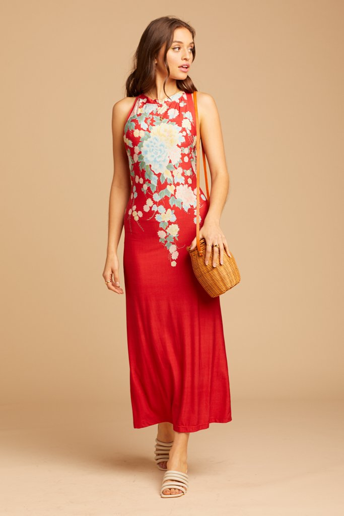 Geisha Midnight Rambler Dress