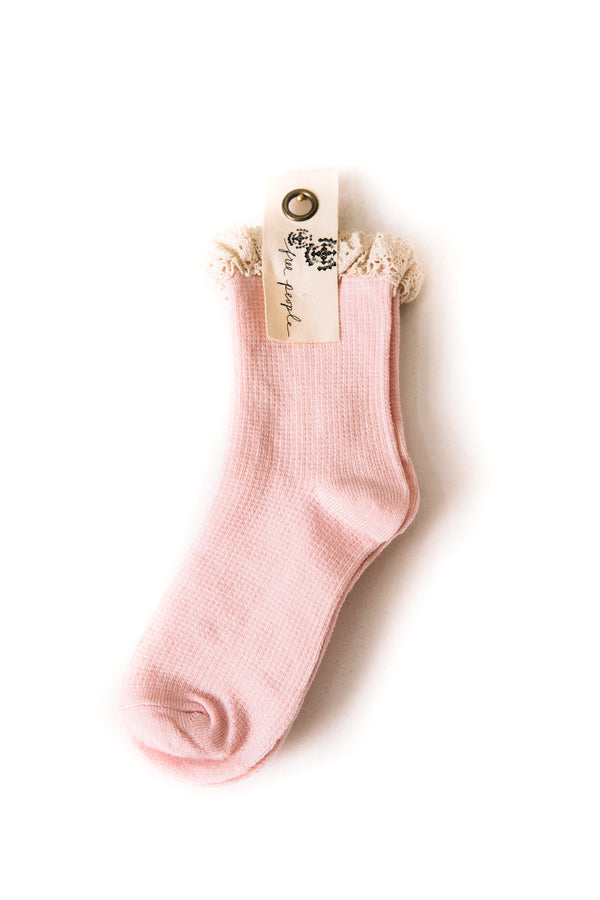 Pink Darling Socks